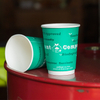 Standard Size Coffee Eco Friendly Disposable Paper Cup/To Go Cup