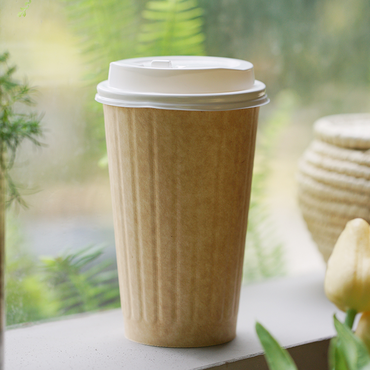 Biodegradable Disposable Style Pla Paper Cup