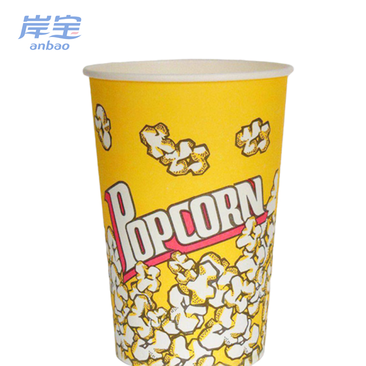 wholesale good quality 32 oz popcorn bucket
