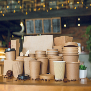customizable paper cups for coffee