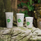 Disposable 12 oz Hot Beverage Cups with Double Wall Design Wholesale Takeout Coffee Cup