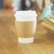 Disposable Biodegradable Eco-Friendly China Personalized 6 oz Cup with Handle