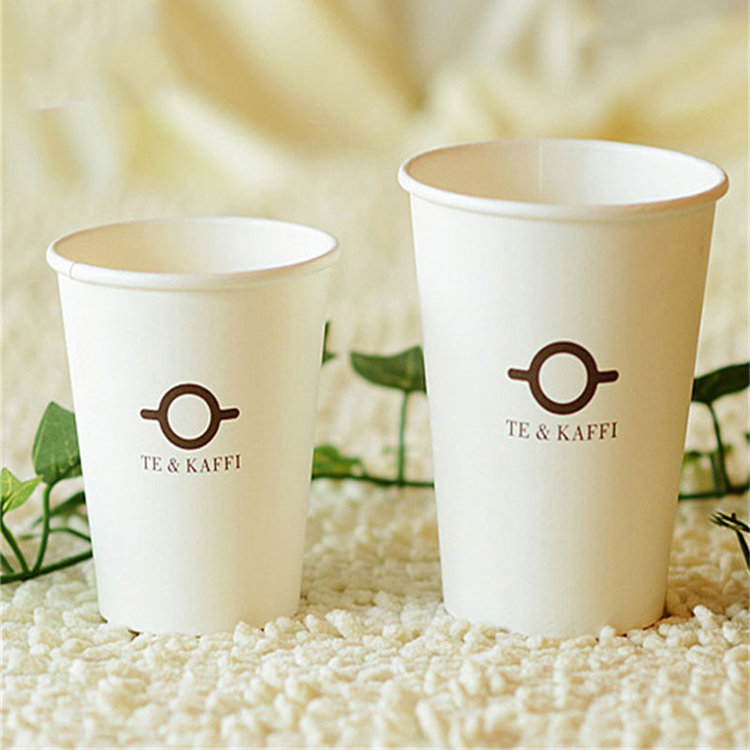 Cheap Takeout Paper Espresso Coffee Cup With Lid