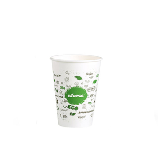 Factory Disposable BioPBS Paper Cup