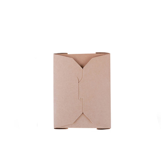 hight quality disposable kraft box